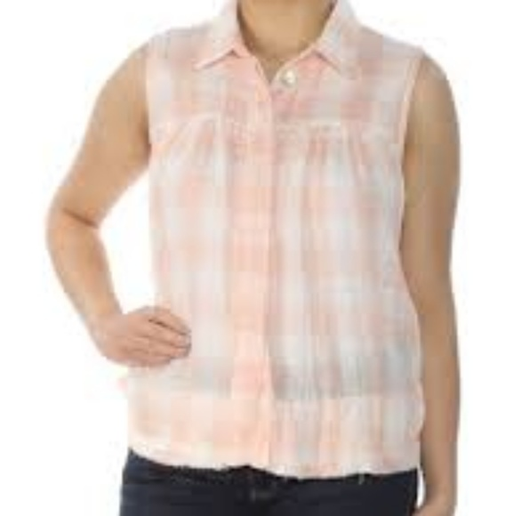 Free People Tops - Fp Sleeveless top size Large